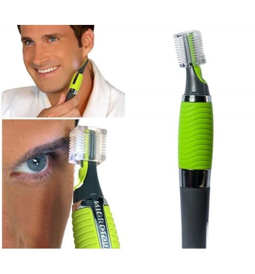 Micro Touch Personal Trimmer Groomer Hair Remover Shaver