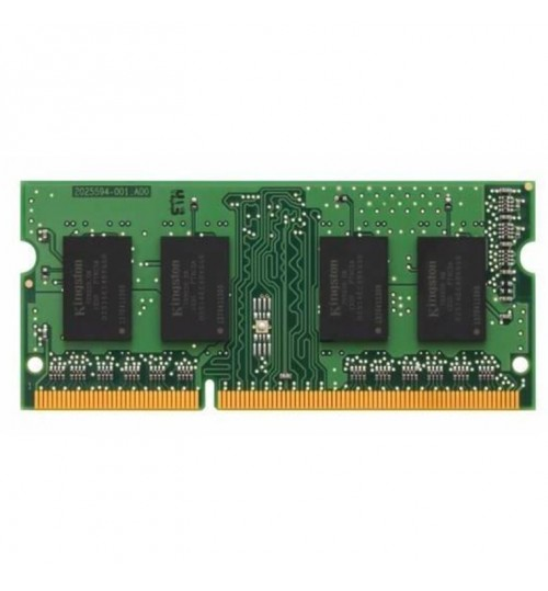 Kingston ValueRAM Memory 4GB DDR4 - 2400MHz - CL17 - 1.2v - SODIMM