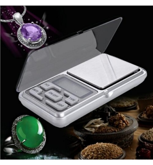 Precise 200g * 0.01g Mini Digital Portable LCD Electronic Scale Jewelry Weight