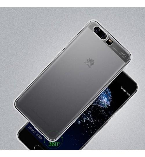 Huawei P10  case Soft Gel TPU Ultra Thin Clear