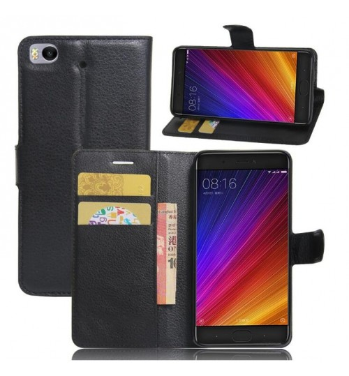 Xiaomi Mi 5S  wallet leather case+Pen