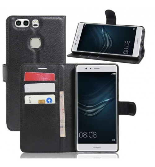 Huawei P9 PLUS case wallet leather case