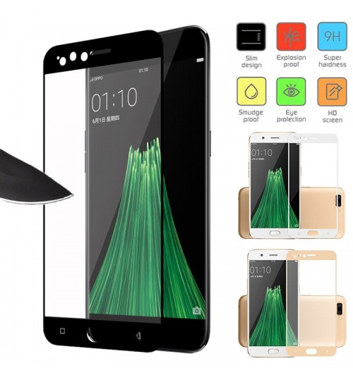 Oppo R11  FULL screen Tempered Glass Protector