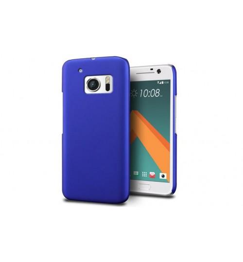 HTC 10 Ultra Slim Rubbrized hard case +Pen