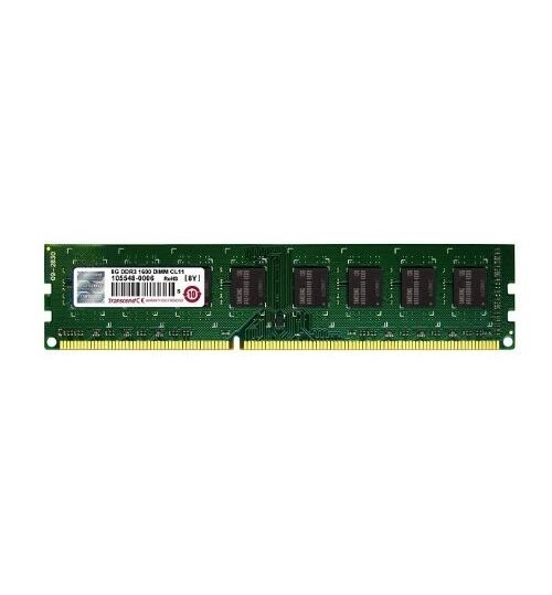 Transcend DDR3 PC12800/1600MHz CL11 8GB (TS1GLK64V6H)