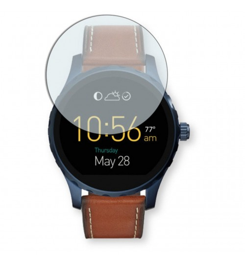 Fossil Q Marshal Watch Screen Protector
