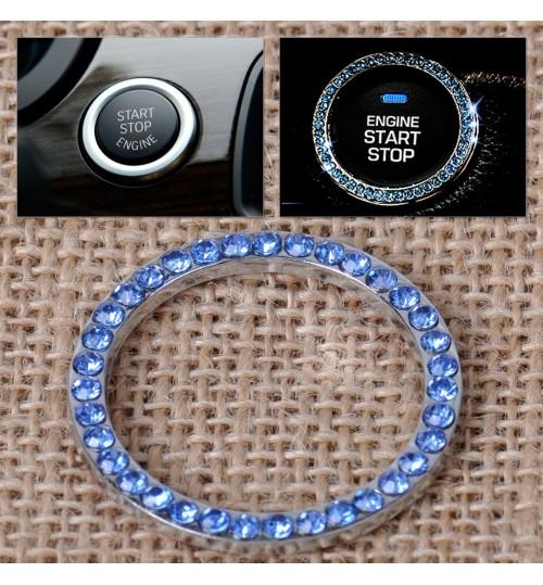 buy diamond start button ring online at geek store nz. Black Bedroom Furniture Sets. Home Design Ideas