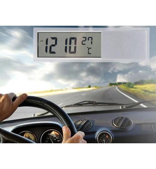 Mini LCD Auto Clock