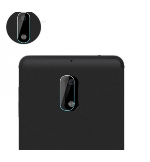 Nokia 6 camera lens protector tempered glass 9H hardness HD