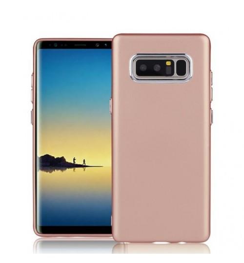 Galaxy Note 8  case Ultra slim matte case