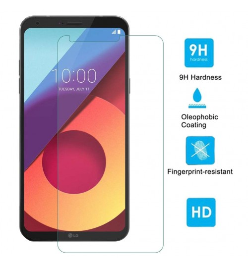 LG Q6 Tempered Glass Screen Protector