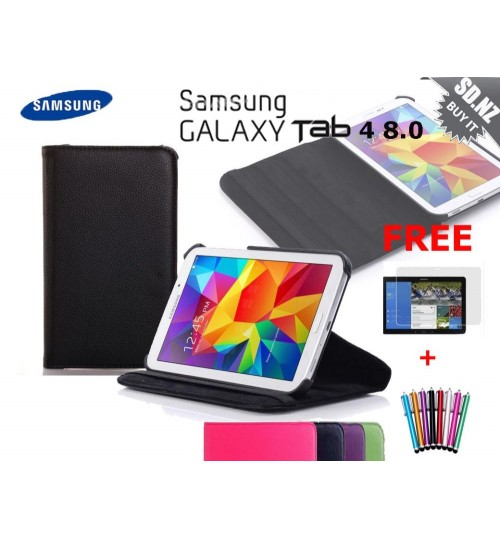 Galaxy Tab 4 8\'\'  Leather Case Samsung+SP+PEN