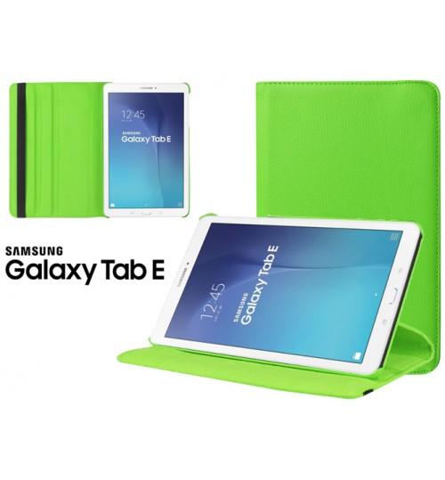 Galaxy Tab E 9.6 inch Case Smart Flip Leather+Pen