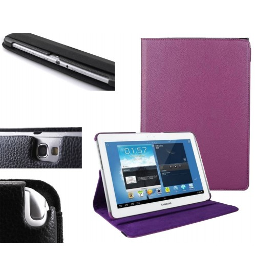 Samsung Galaxy Note 10.1 Flip Leather Case Cover