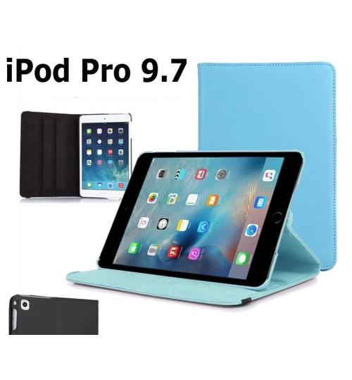 iPad PRO 9.7 inch Leather Flip Case+Pen
