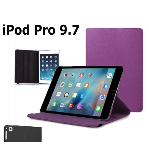 iPad PRO 9.7 inch Leather Flip Case+Pen