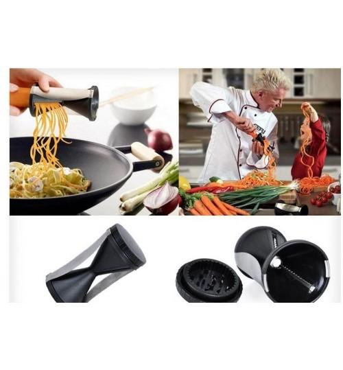Kitchen Spiral Vegetable Slicer