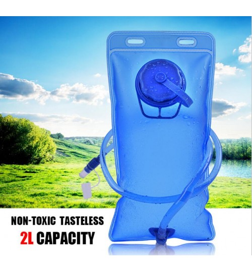 Hydration 2L Water Bladder Bag Hiking Camping 2L
