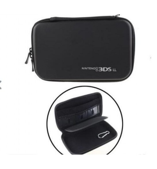 Hard Travel Case Cover Bag Carry Box Pouch Skin Protect For Nintendo 3DS XL