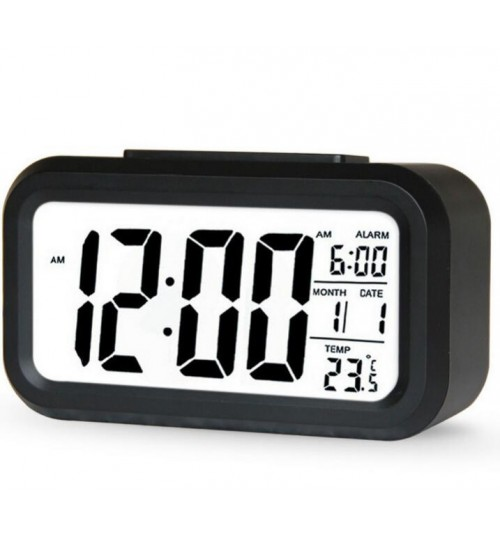 LCD Screen Optically Controlled Liquid Crystal Device Alarm Clock