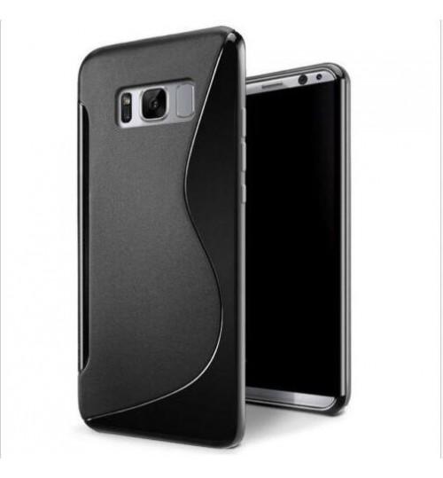 Samsung Galaxy S8 case TPU gel S line case