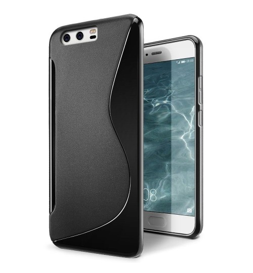Huawei P10 Plus case TPU gel S line case