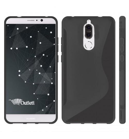 Huawei MATE 9 pro case TPU gel S line case