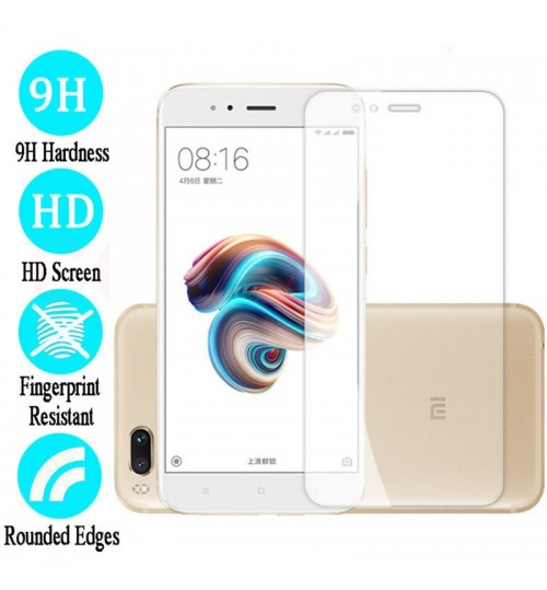 XIAOMI MI A1 tempered Glass Screen Protector