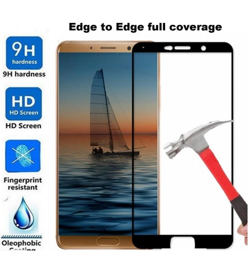 Huawei Mate 10  Full Screen Tempered Glass Screen Protector Film
