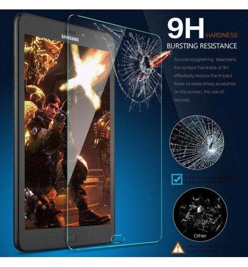 "Galaxy Tab A 8"" 2017 T385 T380 Tempered Glass Screen Protector"