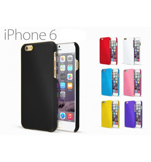 Iphone 6 6s hard case Ultra slim matte finished case