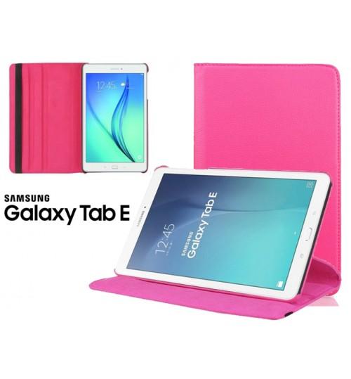 Galaxy Tab E 9.6 inch Smart Flip Leather Case+Pen