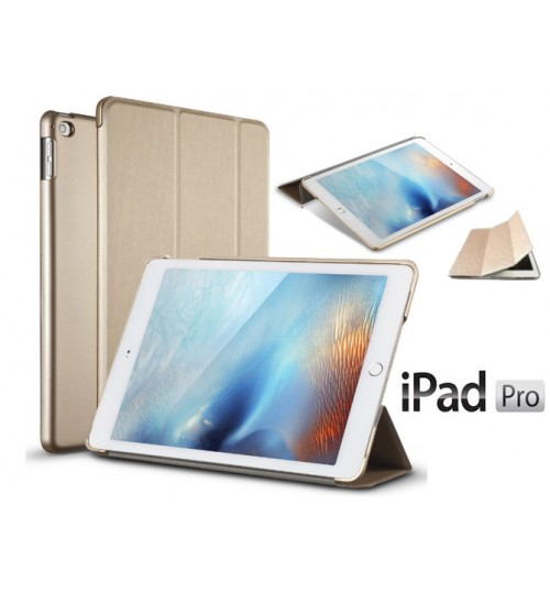 iPad Pro Ultra slim smart case 12.9 inch gold +PEN