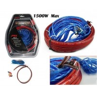 Car Amplifier Wiring Kit 1500W Audio Kit