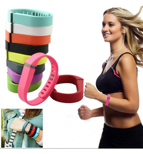 Wrist Band for Fitbit Flex with Clasps
