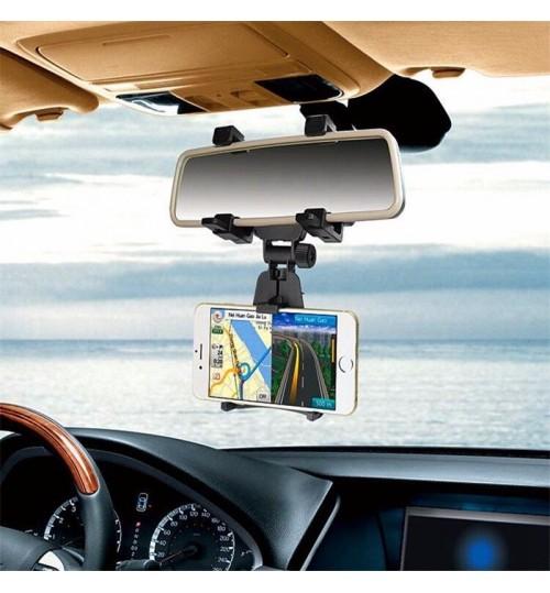 Universal Car Rear View Mirror Mount Holder
