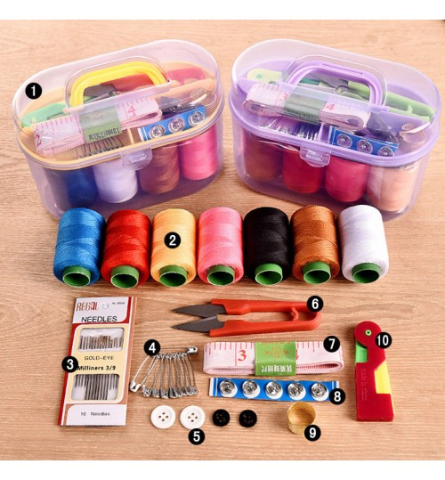 Sewing Kit - Deluxe