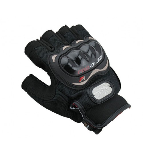 Sports Motorcycle Gloves Half Finger Gloves