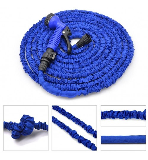 Expandable Hose Garden Hose  25 Foot Car Washing Hose for Watering Plants