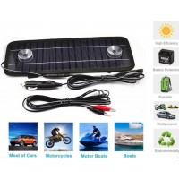 Car Battery Charger Solar 12V 4.5W Car Outdoor Travel Portablel