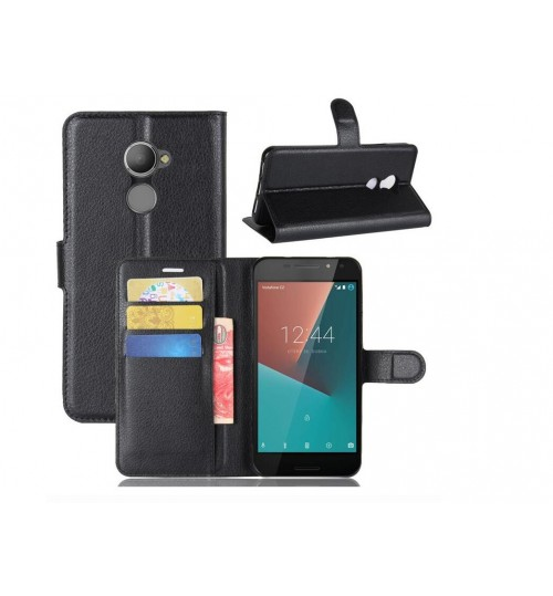 Vodafone N8 case wallet leather case cover