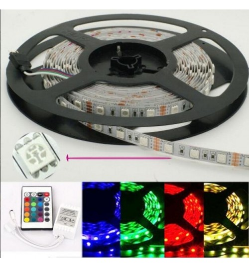 LED Light Strips 5M 300leds 12v
