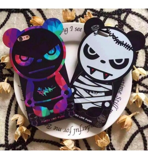 iPhone 6 / 6s case 3D Evil Punk Panda