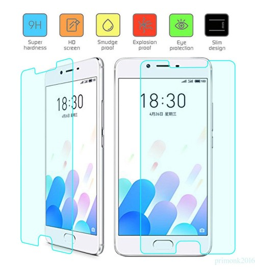 Meizu M6 Note  Tempered Glass Screen Protector