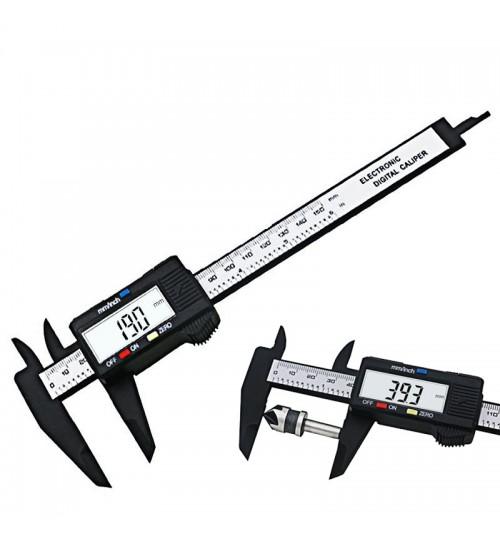 Digital Caliper 150MM LCD Digital Electronic Vernier Caliper