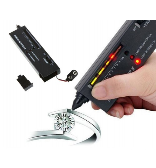 Diamond Gemstone Tester Selector II