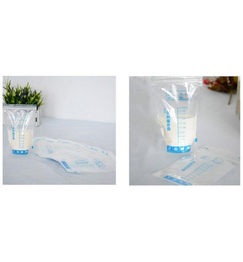 BREASTMILK STORAGE BAGS 250ml*30Pcs