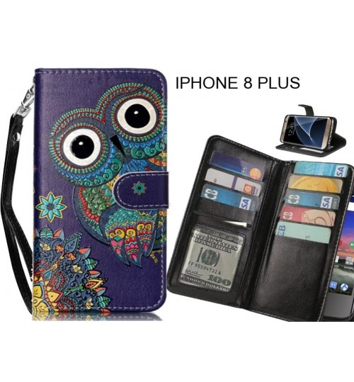 new concept 7b45b 9cc2d Buy IPHONE 8 PLUS case Multifunction wallet leather case online at ...