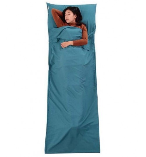 Single Ultralite Liner Travel Hostel Sheet Sack Camping Sleeping Bag