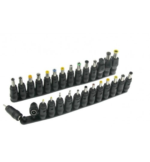 Universal Power Adapters 28 Plug Power Adapter 1 Set for Notebook